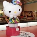Veja os Detalhes da Exposição de 40 Anos da Hello Kitty