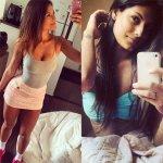 A Nova Panicat Mari Gonzalez em Fotos do Instagram