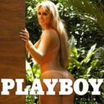 Primeira Foto da Panicat Juliana Salimeni na Playboy de Janeiro