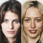 Modelos Brasileiras sem Photoshop