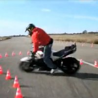 Drift com Motos