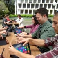 Primeiro Comercial de TV do Tablet Surface