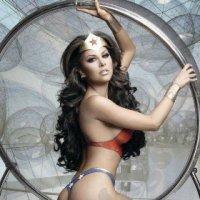 Gaby Ramirez A Mulher Maravilha Na Playboy