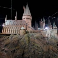 Incrível Maquete de Hogwarts de Harry Potter