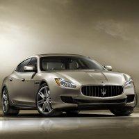 Fotos Oficiais do Novo Sedan Quattroporte Divulgadas Pela Maserati