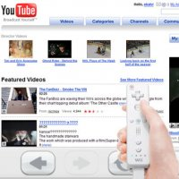 Nintendo Wii Recebe Aplicativo Oficial do YouTube