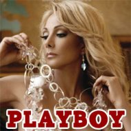 Olivia Collins na Playboy Mexicana