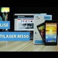 Smartphone Multilaser MS50 Colors