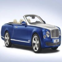 Bentley Grand Convertible: Para Poucos