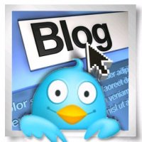 Incorporado Tweets em Textos de Blogs e Sites