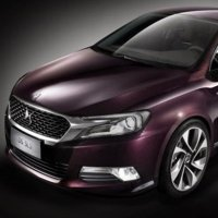Fotos Oficiais do Novo Citroën DS 5LS