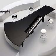 Fotos: Pianos com Design Curioso