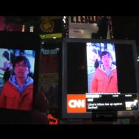 Hacker Invade Telões da Times Square com Iphone