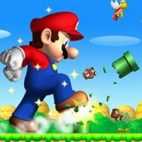 Trailer e Gameplay de 'Super Mario Bros 2'