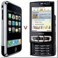 N95 x iPhone: E Agora?