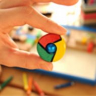 Comercial do Google Chrome em Stop Motion