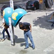 As Primeiras Fotos Bizarras do Google Street View Brasil