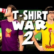 T-Shirt War 2: Mc Donalds e Coca-Cola