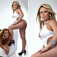 Cl O Cadillac Afilhada De Rita Na Playboy Mar