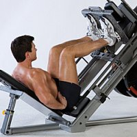 Como se Malhar o Leg Press