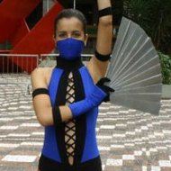 Os Mais Sexy Cosplays de Kitana do Mortal Kombat