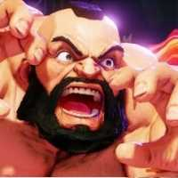 Capcom Anuncia Zangief em Street Fighter V