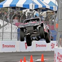 Super Trucks: Etapa 3 em Long Beach