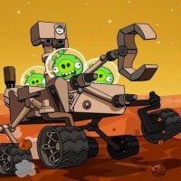 Angry Birds Space: Red Planet Update