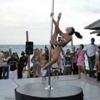 Deusas no Pole Dance