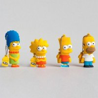 Pen Drives Geeks: Psy, Jason, Os Simpsons e Muito Mais